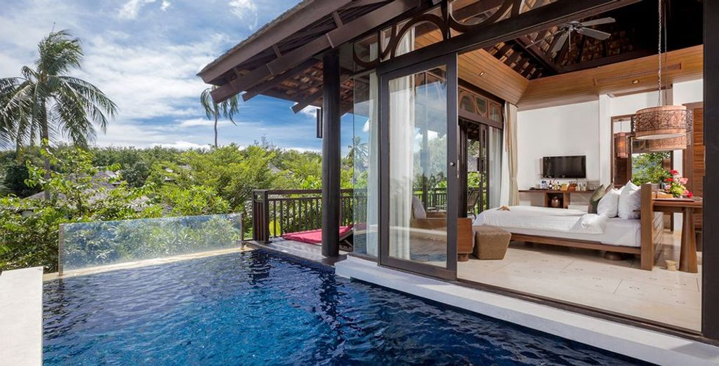 The Vijitt Resort 5* with Optional Bangkok Pre-Extension - holidays to thailand