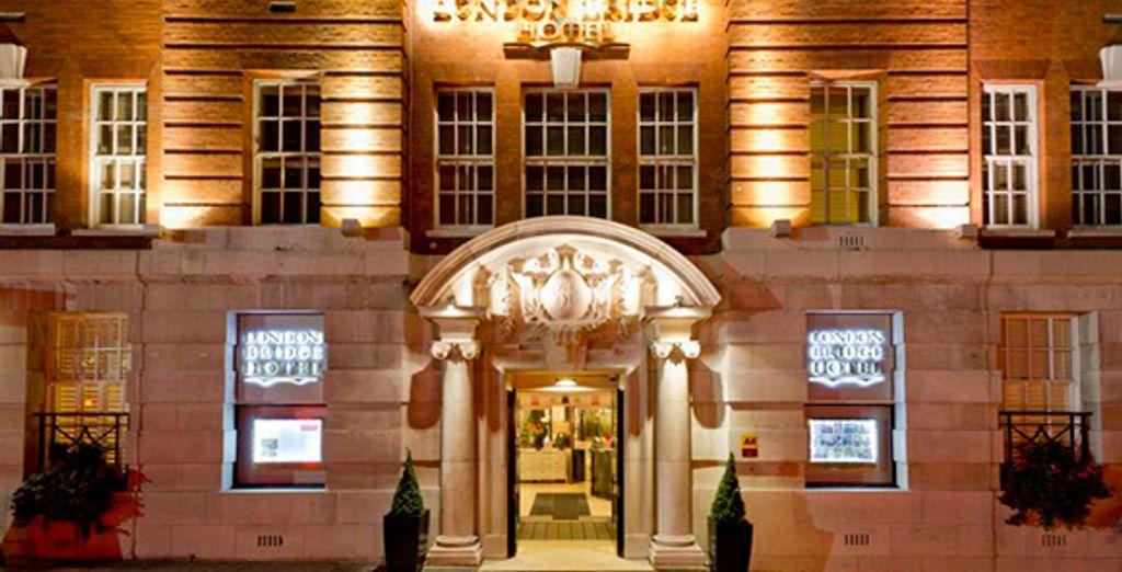 - London Bridge Hotel**** - London - England  London