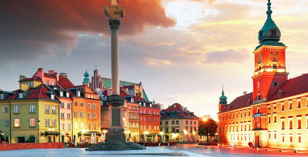 Wonderful Warsaw