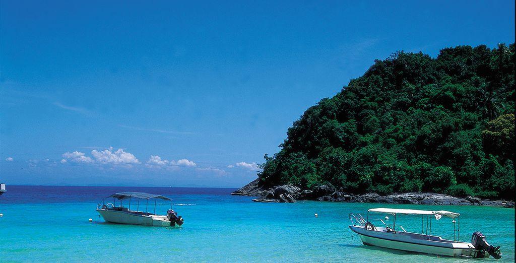 Booking Malaysia Top 5