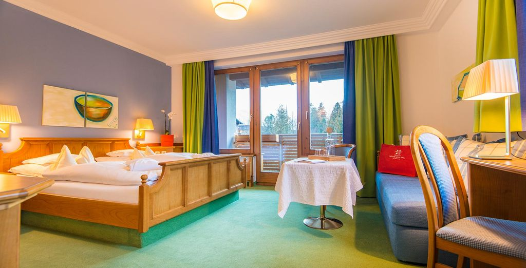 Impuls Hotel Tirol 4* - ski offers in Austria