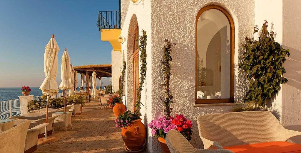 This supreme resort - Miramare Sea Resort & Spa**** - Ischia - Italy Ischia