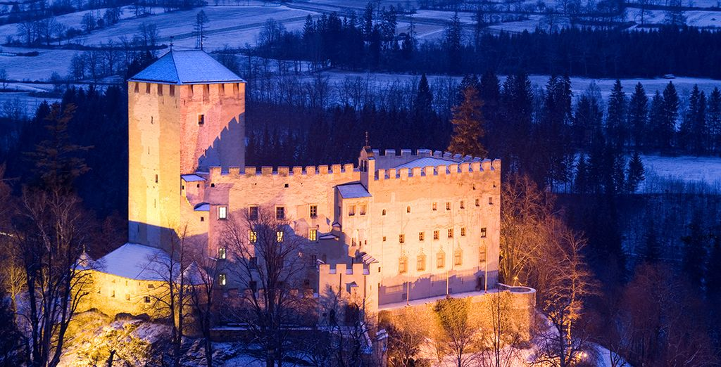 There is also plenty of history and culture to discover in the pretty town and its surrounds