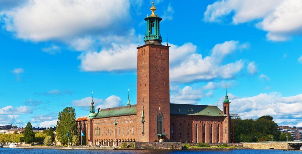 City Breaks in Stockholm