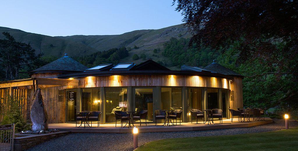 Rothay Garden Hotel & Riverside Spa 4*