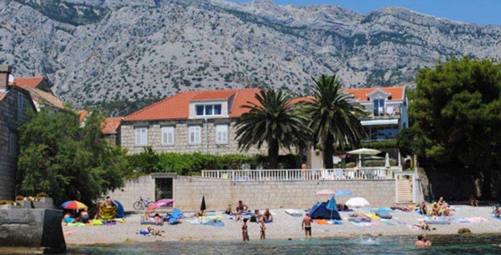 - Captain's Apartments - Orebic - Croatia Dalmatian Coast