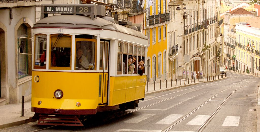 Lisbon is waiting for you!