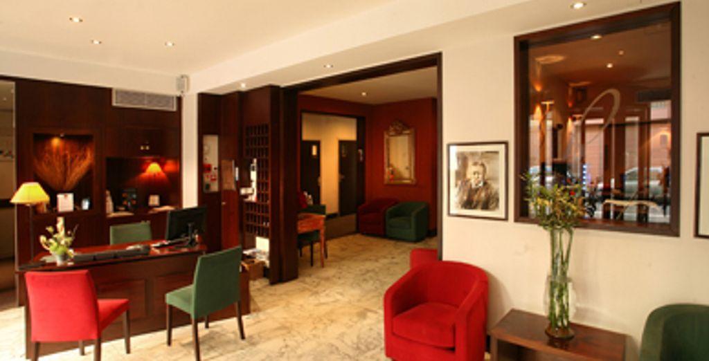 - Hotel Roosevelt**** - Lyon - France Lyon