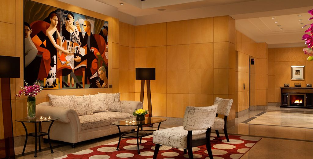 When you book a break at this stylish boutique hotel