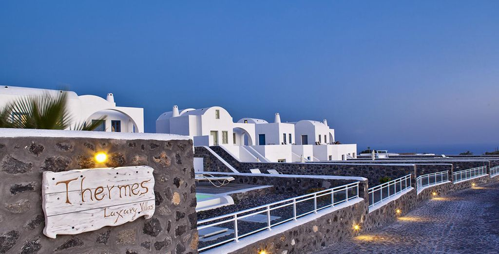 At Thermes Luxury Villas - Thermes Luxury Villas***** - Santorini - Greece Santorini