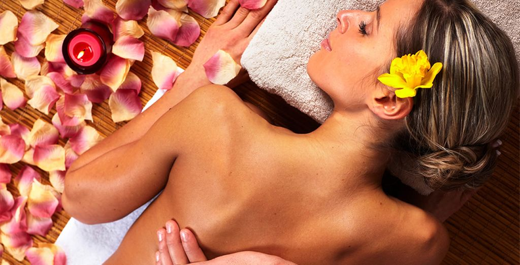 Why not indulge in a relaxing massage after exploring?