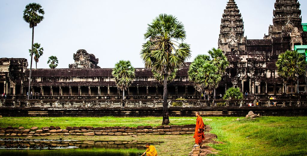 Which is one of the oldest temples in the world