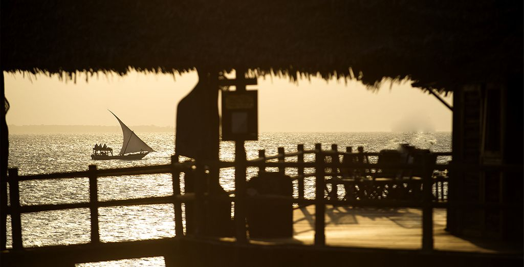 Zanzibar is a place which dreams are made of