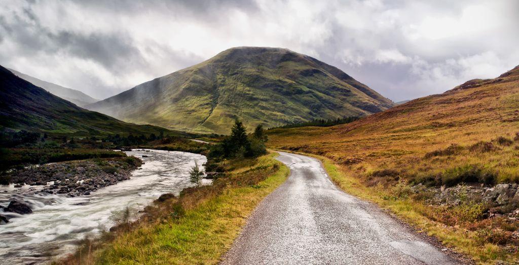 Self Drive Scotland Tour