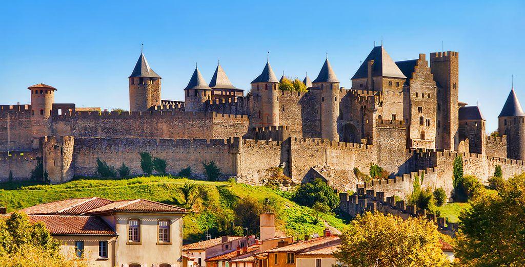 Carcasona, Occitania, Francia