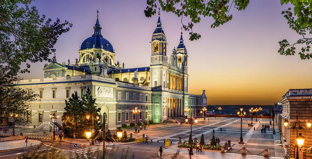 Autotour von Madrid nach Andalusien in 4* Hotels