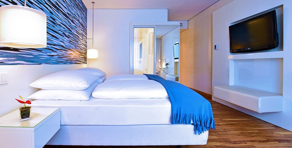 Hotel Pestana Berlin Tiergarten 4*