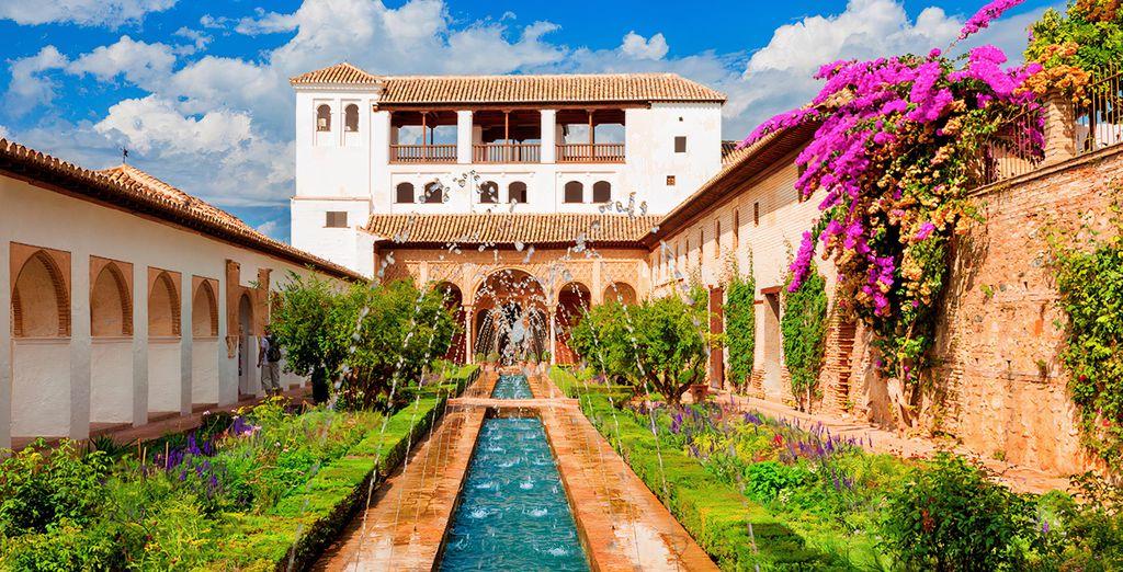 Hotel Hospes Palacio De Los Patos 5*