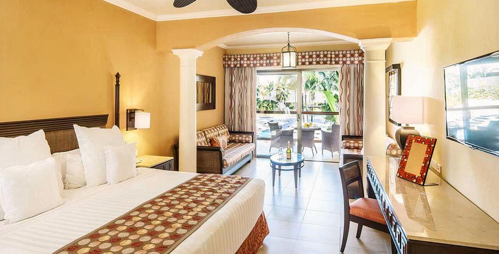 Hôtel Barcelo Maya Palace 5*