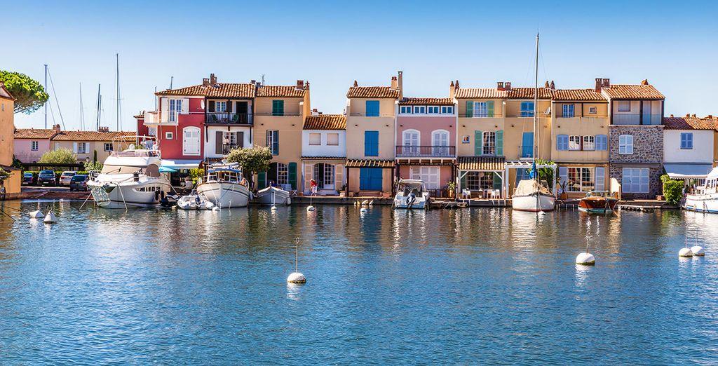 Appart'hôtel Soleil Vacances - Port Grimaud