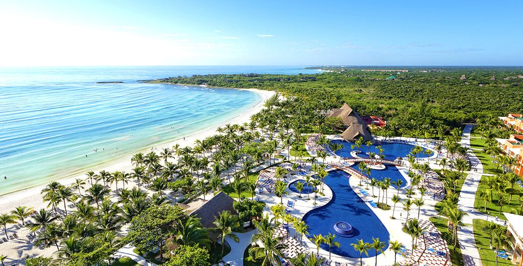 Hôtel Barcelo Maya Beach Resort 5*