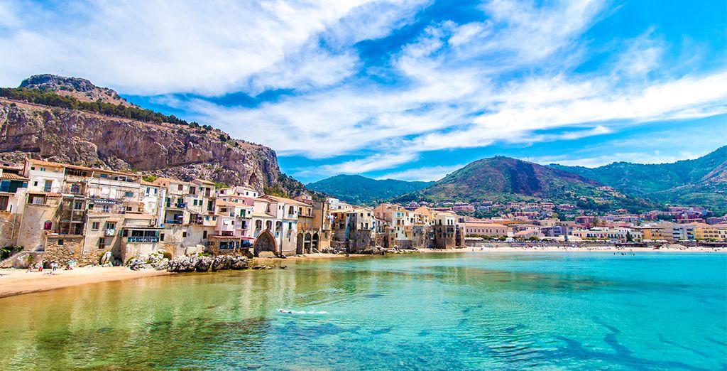 Cefalù Sea Palace 5*