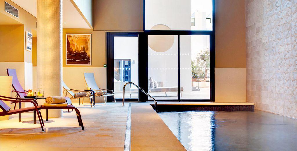 Hôtel Renaissance Aix en Provence 5* - piscine & spa