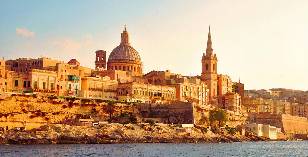 The Embassy Valletta Hotel 4*