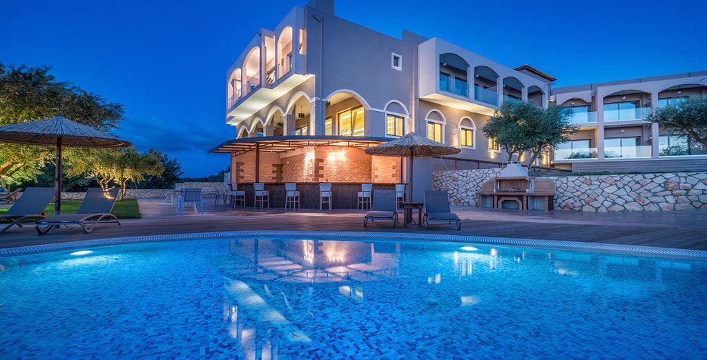 Hôtel Elegance Luxury 5* - Adult Only - Hotel en Grèce