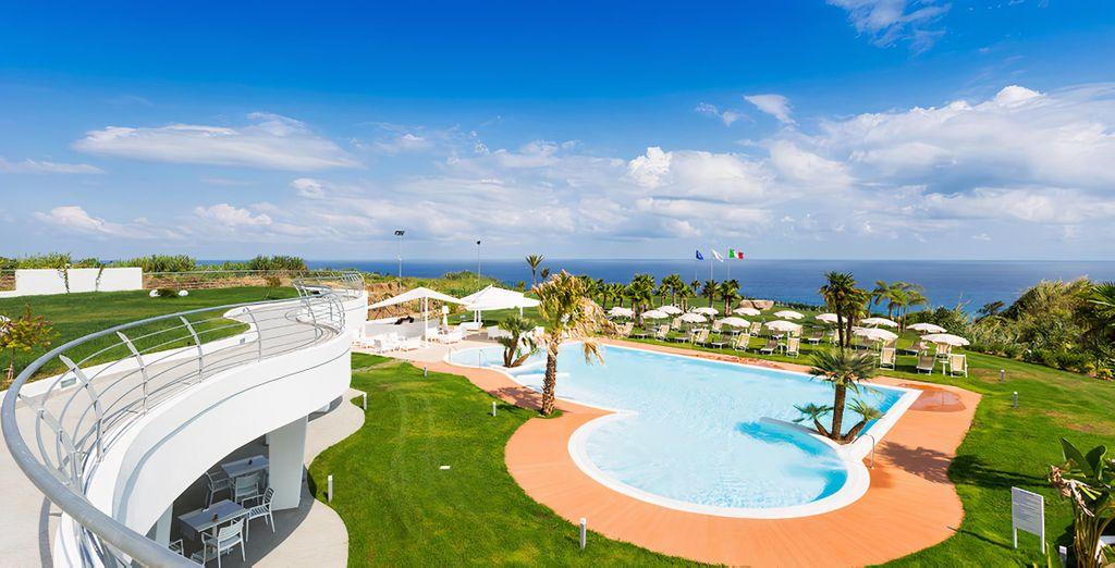 Infinity Resort Tropea 4*