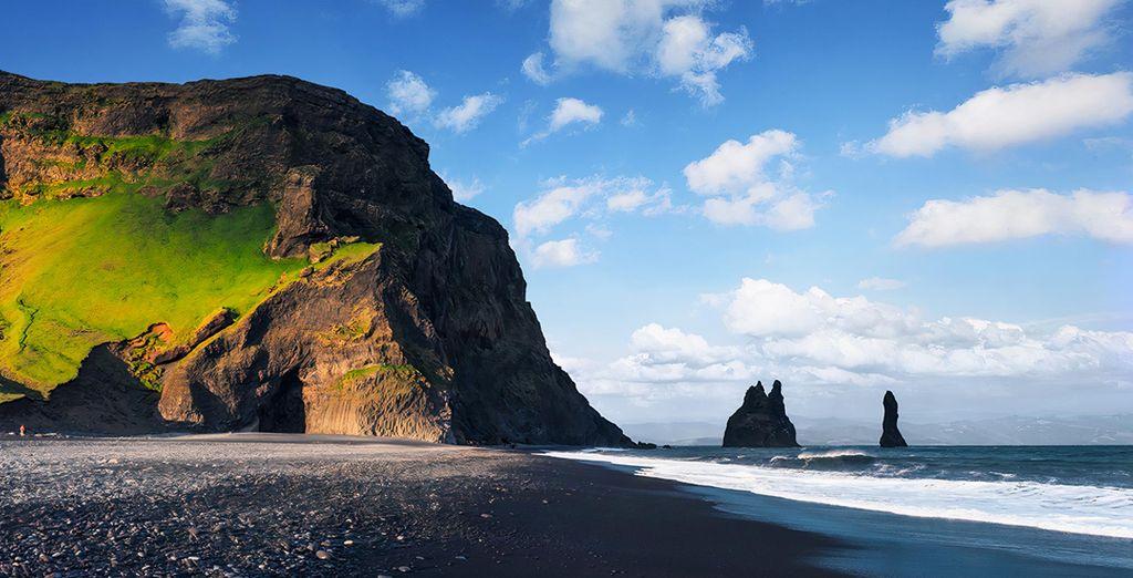Circuit Aventures en Terre Islandaise en 7 nuits/8 jours