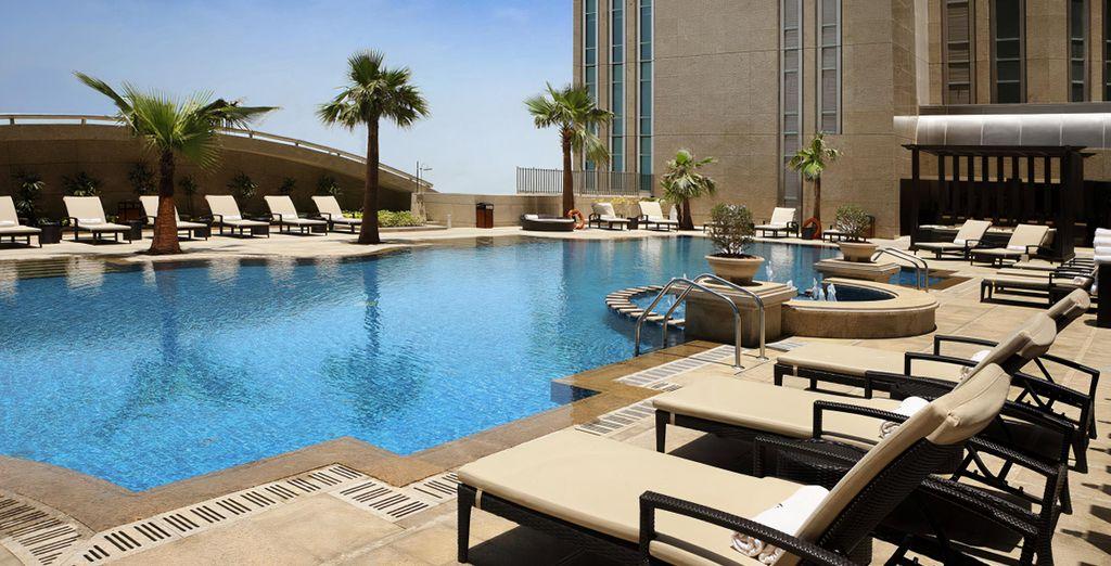 Corniche 5* à Abu Dhabi