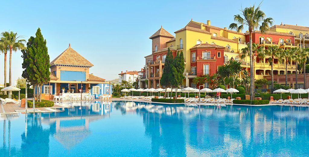 Hotel Iberostar Málaga Playa 4*