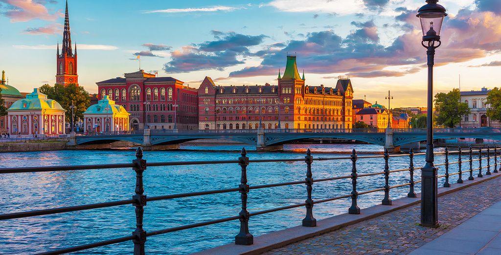 Urlaub in Stockholm - Story Hotel Riddargatan 4*