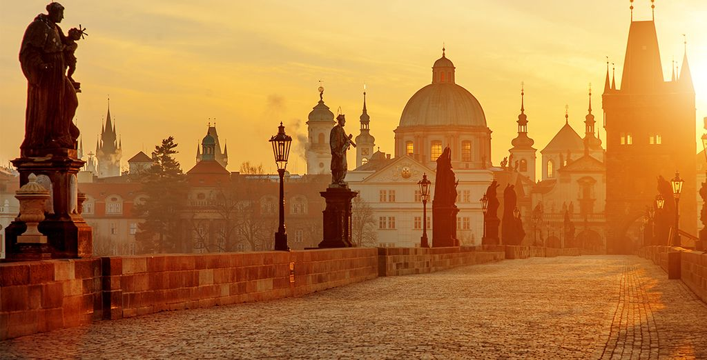 The Grand Mark Prague 5*