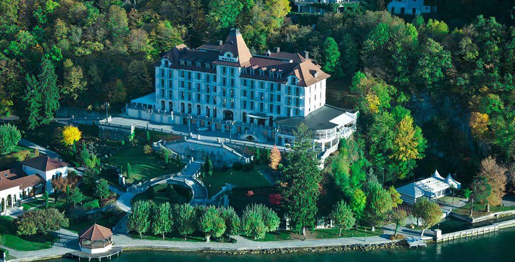 Hôtel Le Palace de Menthon 5*