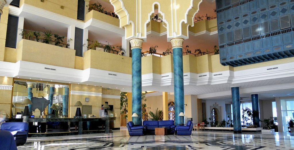 Hôtel Palace Royal Garden 5*