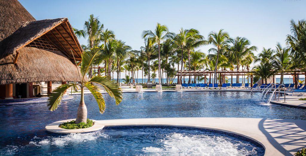Hôtel Barcelo Maya Caribe 5*