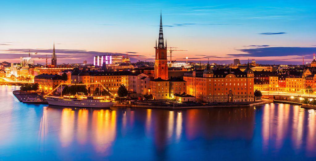Central Hotel Stockholm 4*