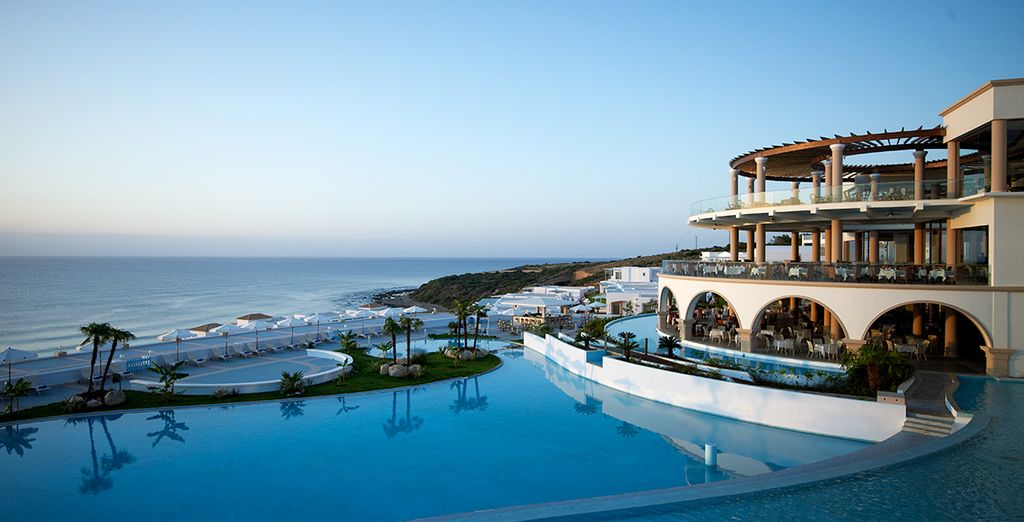 Hotel Atrium Prestige Thalasso Spa Resort & Villas 5*