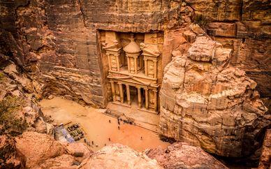 Jordanien Entdeckung und optionale Verlängerung in Istanbul
