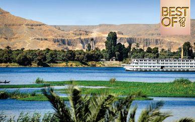 Kreuzfahrt HRG + Luxor + Cairo