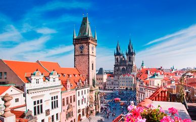 Berlín, Praga y Viena