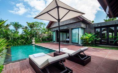 The Sanctoo Villas & Spa y Sofitel Nusa Dua 5*