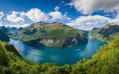 Fiordos del Atlántico