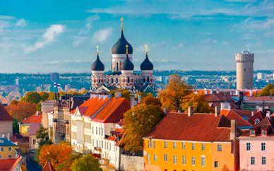 Tallin y Helsinki