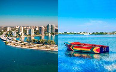 Combinado SLS South Beach 5* y Royalton Blue Waters 5*