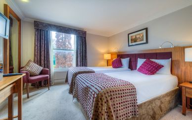 Richmond Gate Hotel & Leisure Club 4*