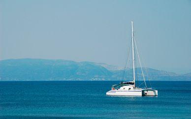 Crucero en Catamarán