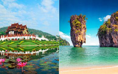 Column Bangkok 4*, Away Chiang Mai Thapae 4* y Metadee Resort 5*